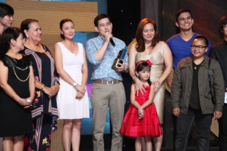 Be Careful with My Heart Cast at 9th USTv Awards