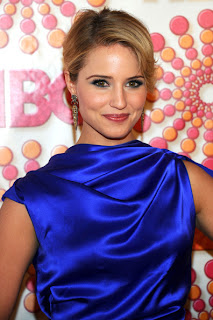 Short hairstyle Inspiration From Celebrity Dianna Agron