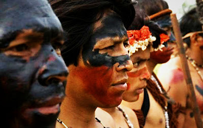 Tribo Caiová Guarani - Um Asno