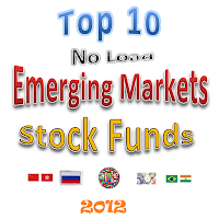 Best No Load Emerging Markets Stock Mutual Funds 2012