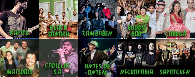 Conheça as bandas participantes do WebFestValda 2015 (Parte 1)