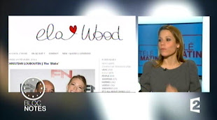 ELA WOOD SUR FRANCE 2 ! Cliquez ci-dessous pour voir la vido :