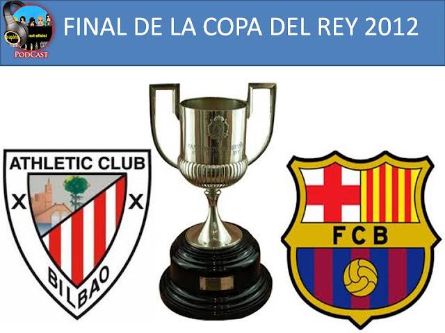 jadwal final copa del rey 2012