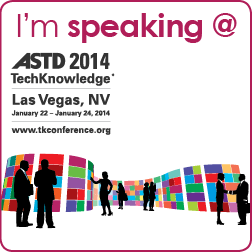 ASTD TechKnowledge '14