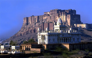 Jodhpur and Mehrangarh Fort