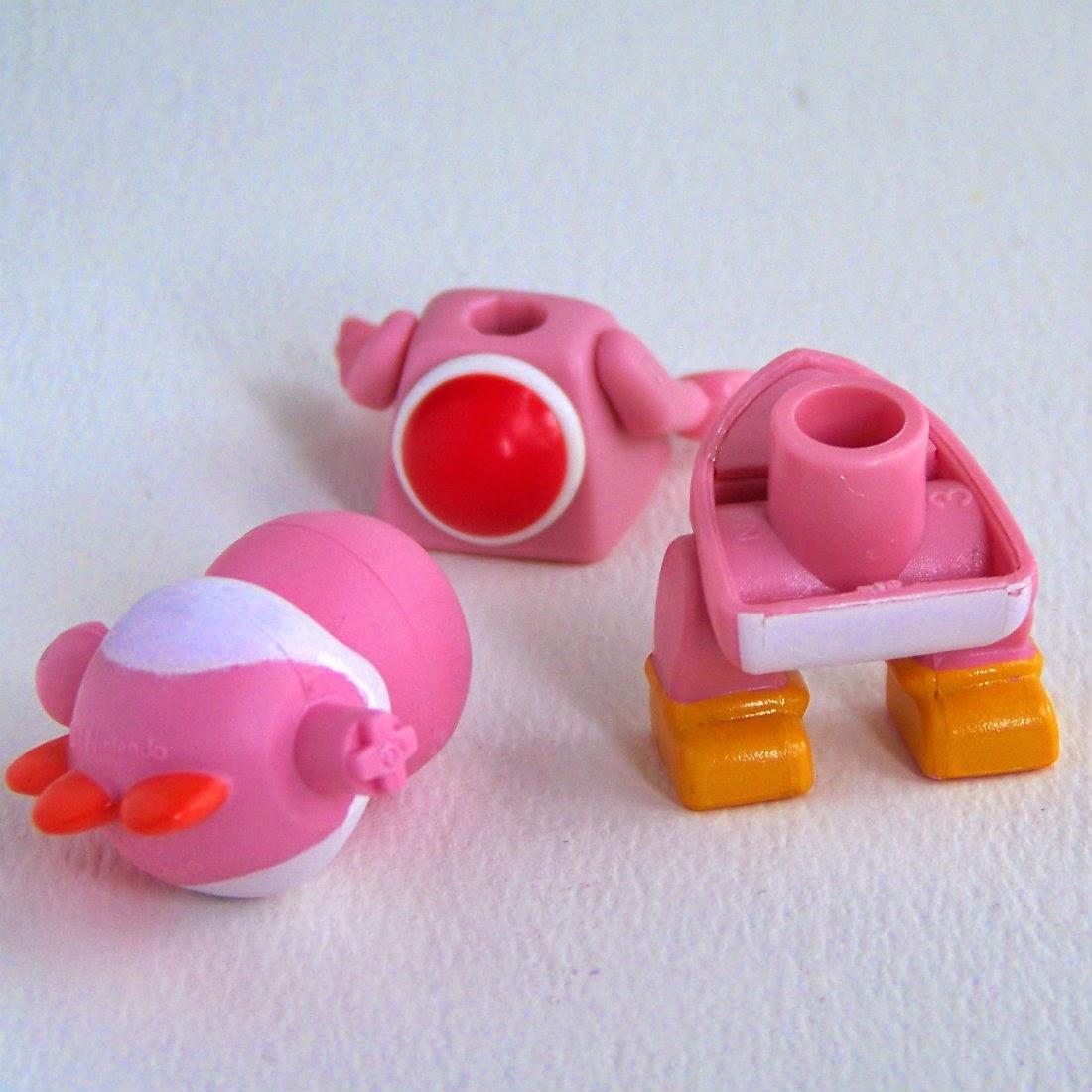 K'nex Pink Yoshi review
