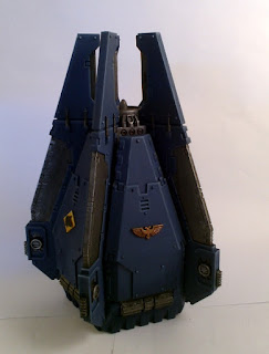 40k SW drop pod #2 - closed
