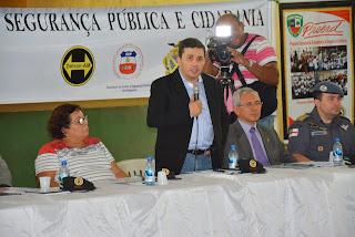 SSP-AM realiza ação de prevenção à violência no Cacau Pirêra