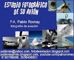 Photographic studio of your airplane!