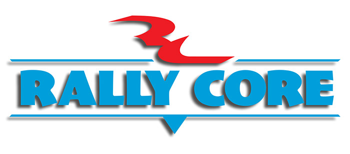 Rally Core's original logo