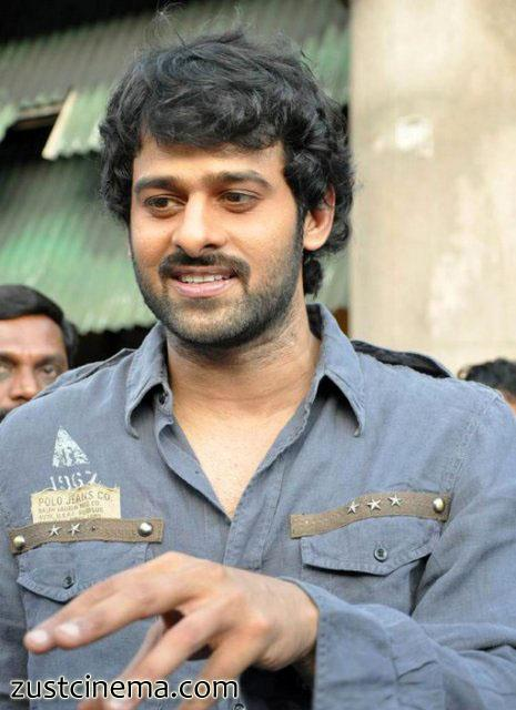 Young Rebel Star Prabhas New Look Photo Stills | Zust Cinema