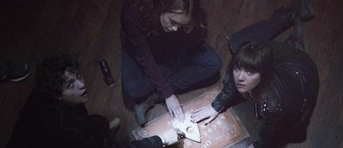 Trailer and poster for Ouija starring Olivia Cooke