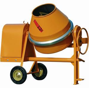 Mezcladora de cemento con motor el ctrico 6hp - Mezcladora de cemento ...