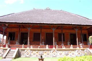 Buleleng Style Building