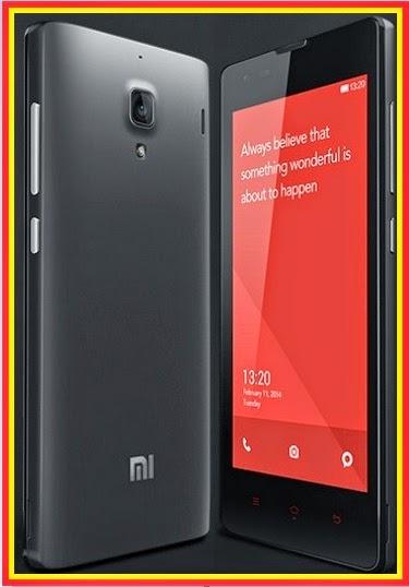 harga HP Xiaomi Redmi 1S dan spesifikasi
