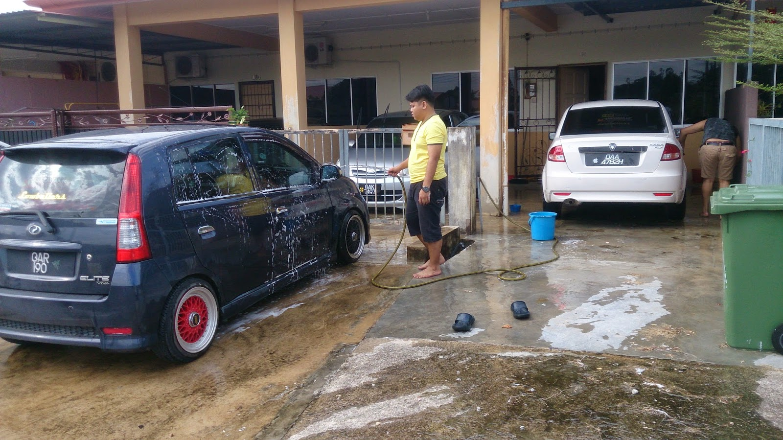 Car sticker design kuching - Gentleman Will Buy Grocery Things And Let The Girl Prepare The Bbq