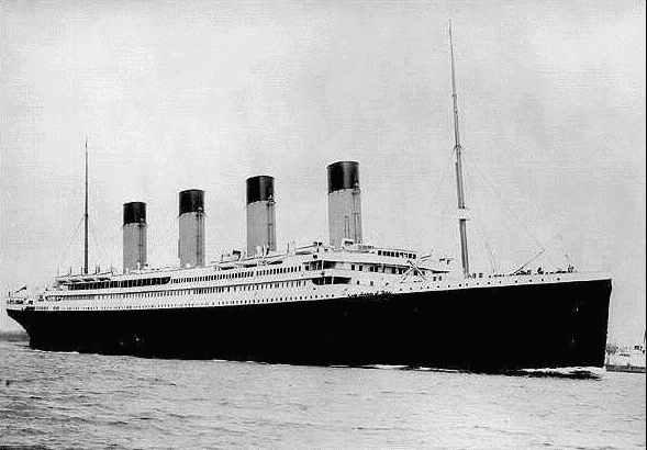 Documentary Photographs of Titanic
