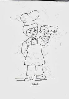 semaninha do chef cozinheiro-sabado