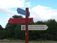 Blog Go Tandem - señales rutas cicloturistas
