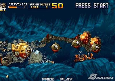 Metal Slug Anthology PC Game (2)
