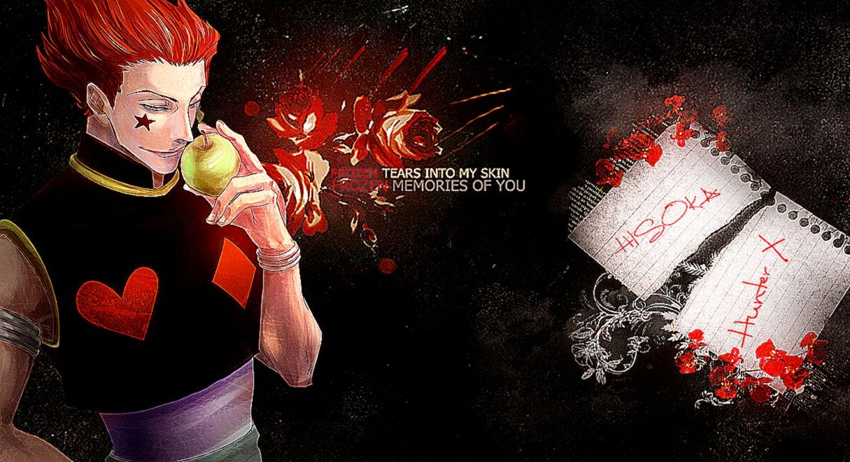 Hunter X Hunter Hisoka Wallpaper 01 WallpapernesiaHisoka Wallpaper 1920x1080