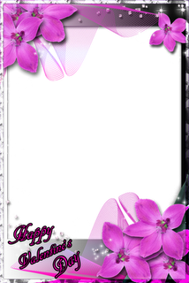 Photoscape & Photoshop Effects and Tutorials: Valentine Day Frames PNG