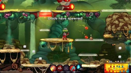 Games Link Awesomenauts Full