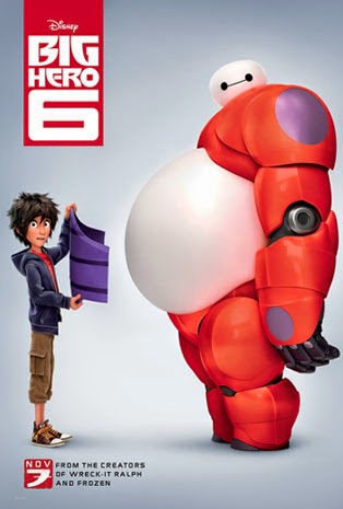 movie Big Hero 6