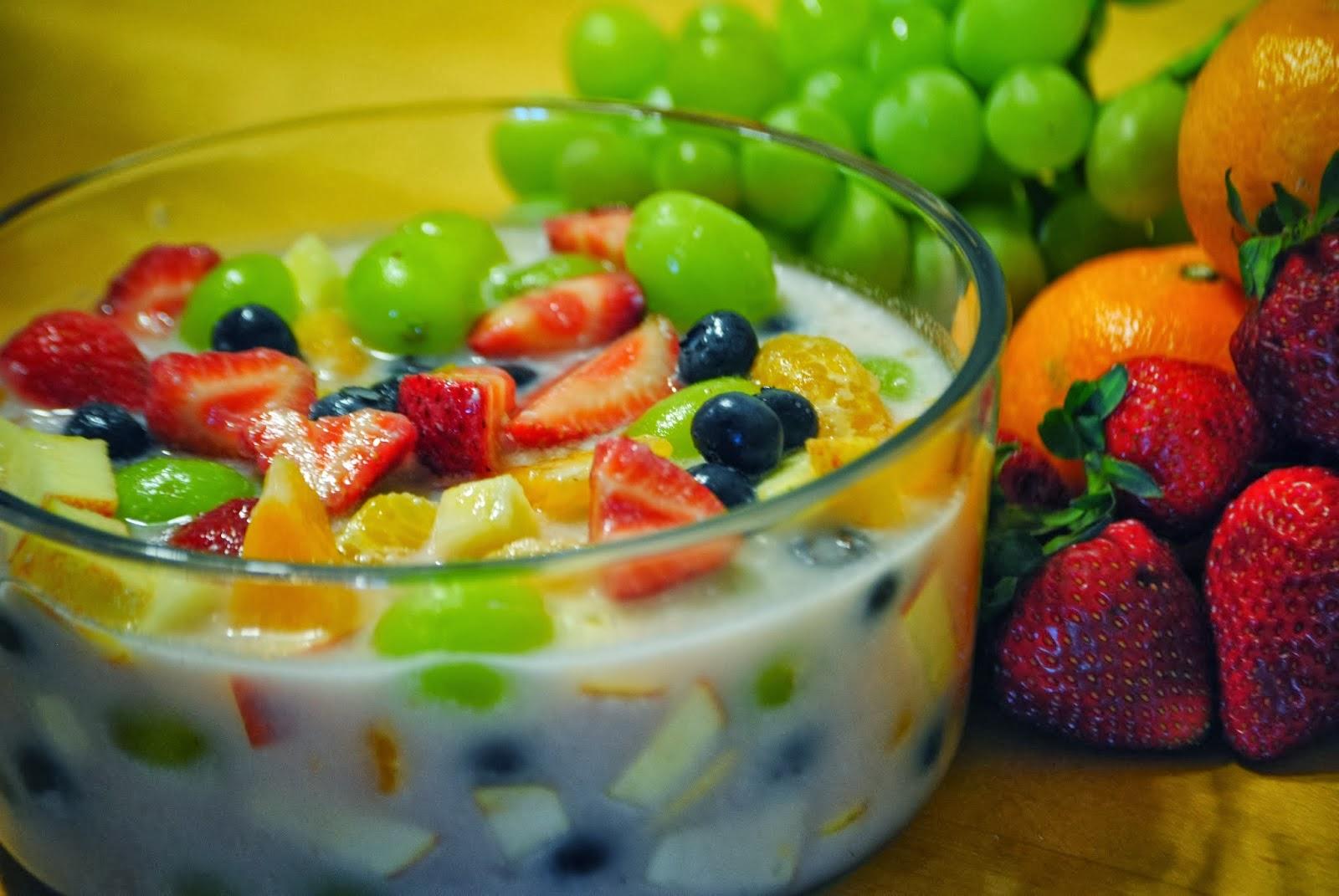 Resep Es Sop Buah Segar Dan Nikmat