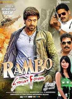 Rambo Straight Forward (2018) Hindi Dubbed HDRip | 720p | 480p