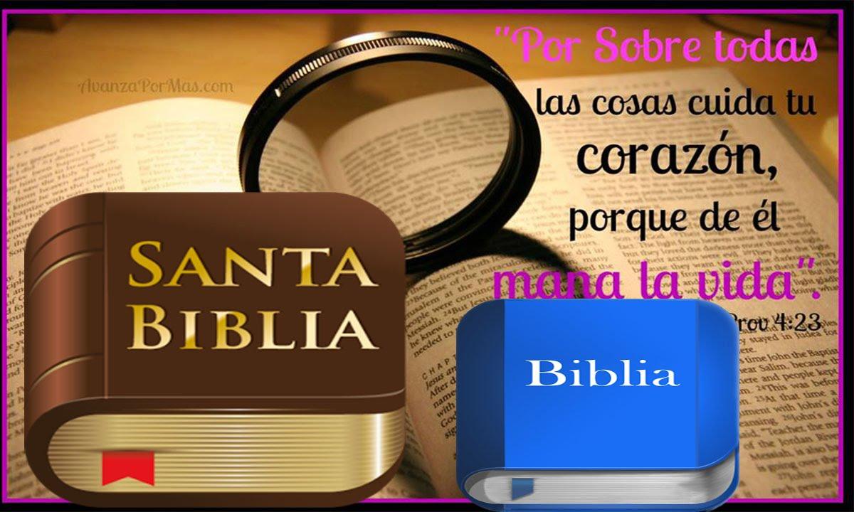 SANTA BIBLIA EN TU CELULAR