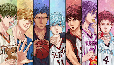 Kuroko No Basket The Movie telah dikonfirmasi
