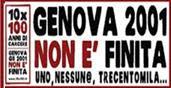 GENOVA NON E' FINITA