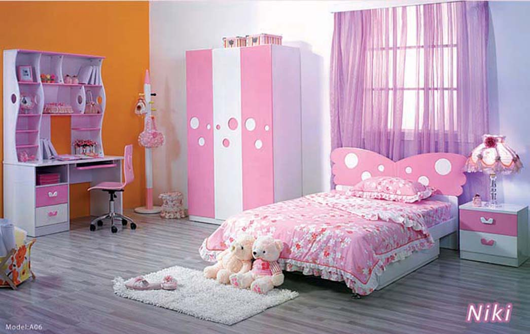 bedrooms for children - Childrens Bedroom Interior Design Ideas
