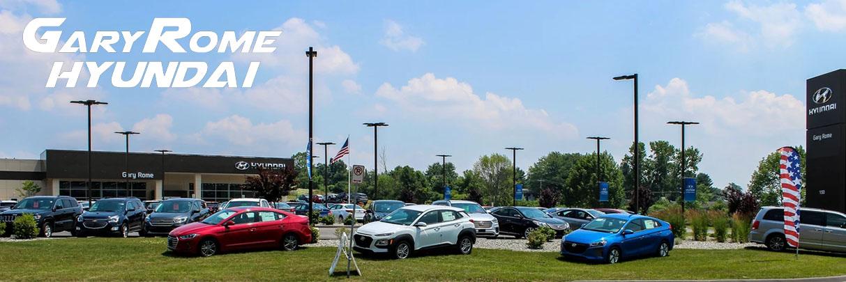 Gary Rome Hyundai Dealer Blog - A Gary Rome Hyundai Site (888) 637-4279