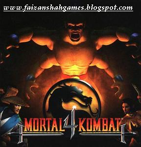 Mortal kombat 4 fatalities