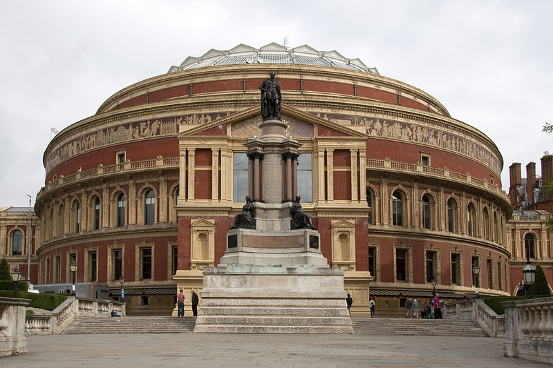 Confieso que he le do historias de londres enric gonz lez for Door 4 royal albert hall