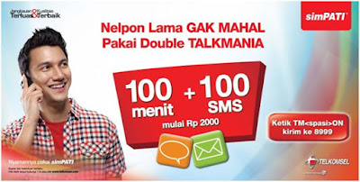 Paket TM Nelpon Murah Simpati Telkomsel 2015