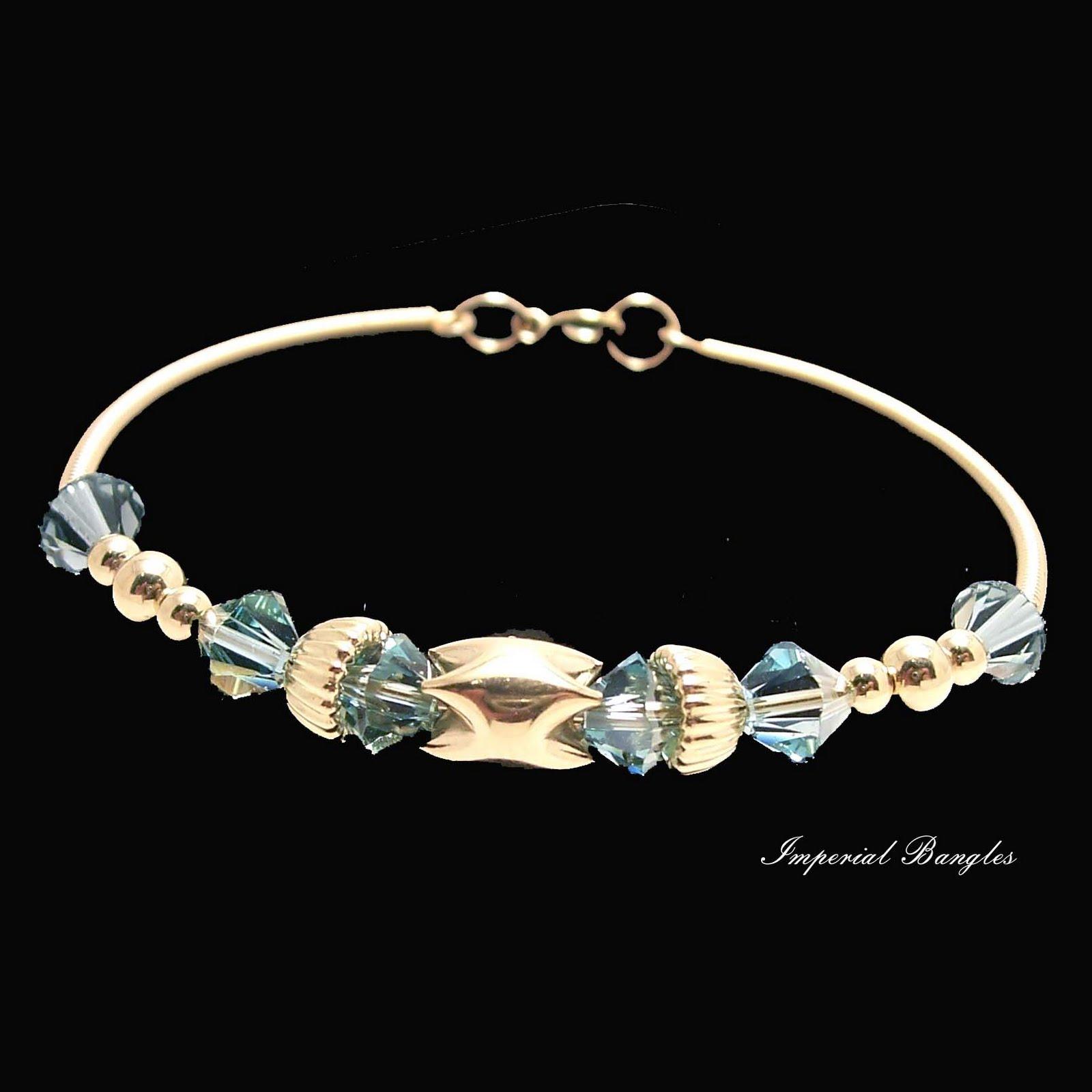 Imperial Bangles Gold Filled Bangle Bracelets III