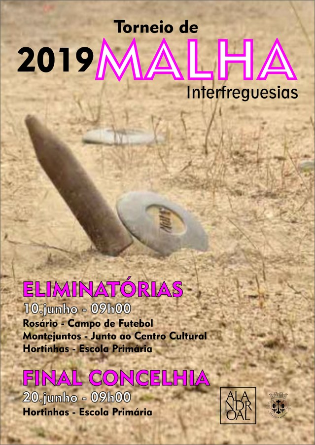 TORNEIO DE MALHA INTERFREGUESIAS 2019