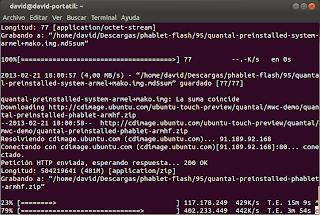 Cómo instalar Ubuntu Tablet en el Nexus 7 y Nexus 10 usando Ubuntu, instalar ubuntu tablet