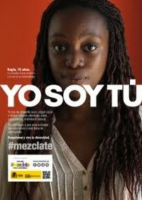 "Campaña ""Yo soy Tú, Mézclate"""