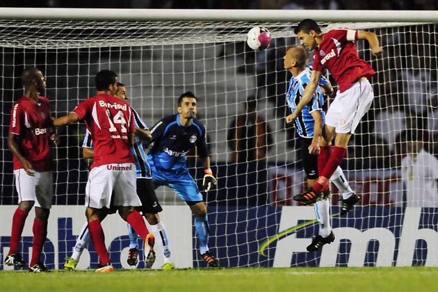 No GRENAL, expresso do Inter arranca empate