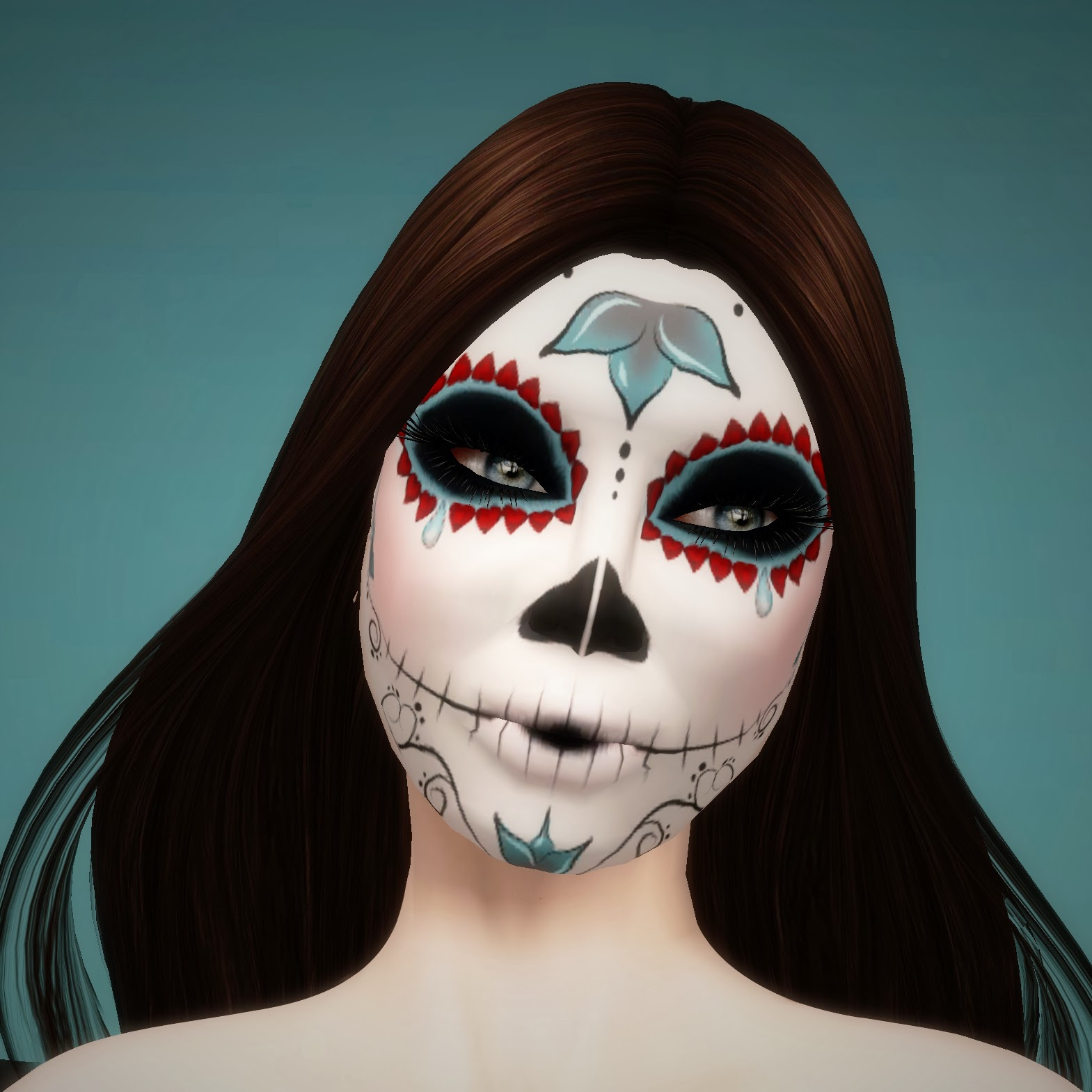 Day Of The Dead Makeup Since the day of the dead