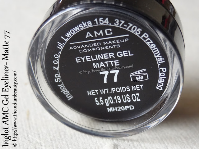best black gel eyeliner