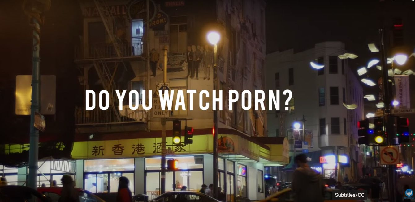 public watching