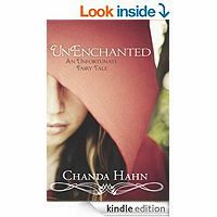 UnEnchanted (An Unfortunate Fairy Tale Book 1) by Chanda Hahn