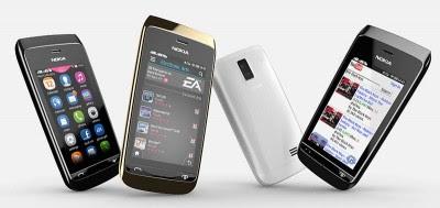 Nokia Asha 310, Sudah Masuk Pasar Indonesia