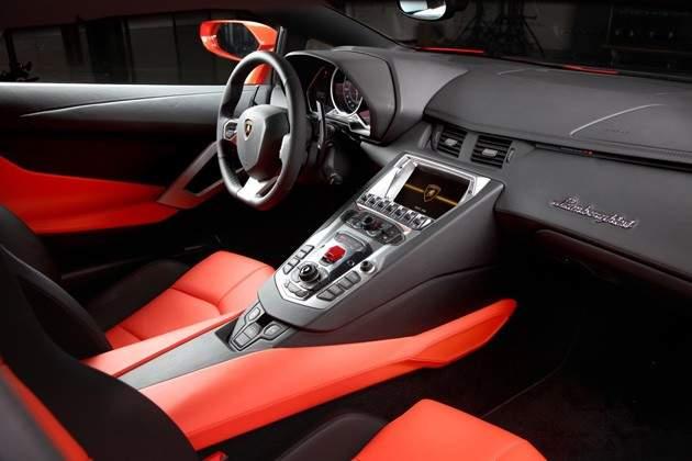 Lamborghini Aventador Lp700 4 Review   Price Specs Interior Exterior Engine
