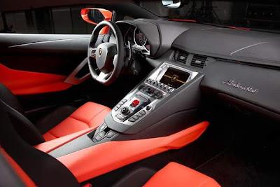 Lamborghini aventador lp700-4.